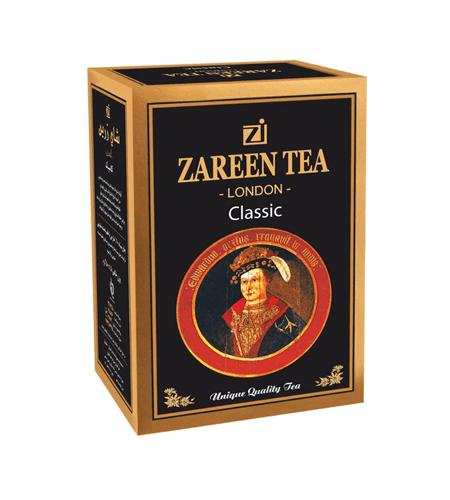 چای کلاسیک عطری زرین بسته بندی ۵۰۰ گرمی