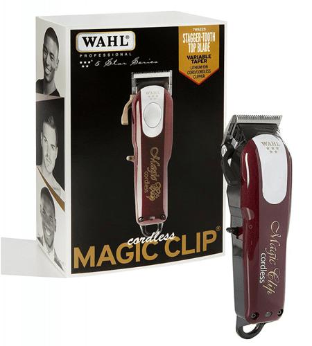 ماشین اصلاح سر و صورت وال مدل Magic Clip بی سیم