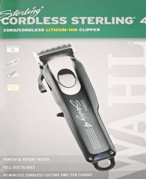 ماشین اصلاح سر و صورت Wahl Sterling 4 Hair Clipper