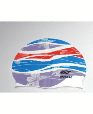کلاه شنا سیلیکونی WHALE مدل 300