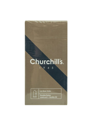 کاندوم چرچیلز مدل Super Sensation