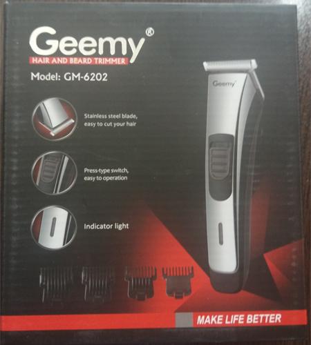 ماشین اصلاح جیمی Geemy مدل GM-6202