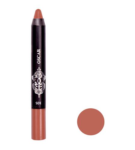 رژ لب مدادی اسکار شماره 105 حجم 50 گرم